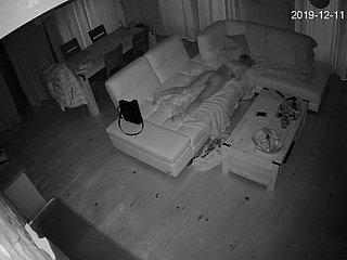 Kamera Zimmer Versteckte Mütter Ihr Kleinkind